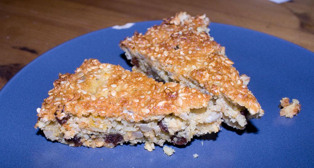 Fruity Seed Cake