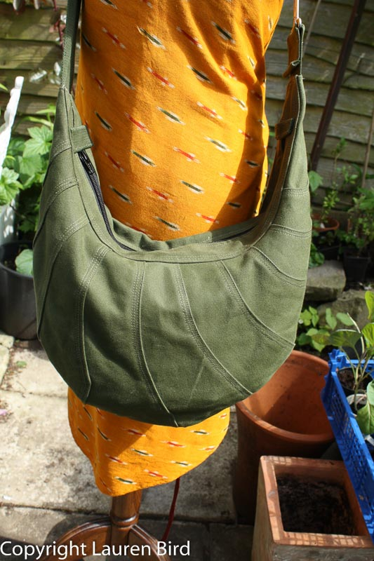 armadillo bag version 2